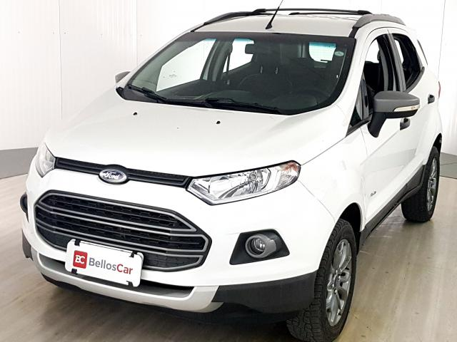 Ford EcoSport FREESTYLE 2.0 16V 4WD Flex 5p - Branco - 2017