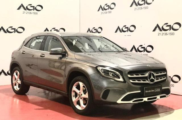 MERCEDES-BENZ GLA 200 2019/2019 1.6 CGI FLEX ADVANCE 7G-DCT - Foto 8