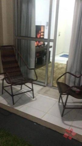 Apartamento com 2 e 3 Quartos à venda, 100 m² por R$ 222.000 - Vila Alzira - Aparecida de  - Foto 4
