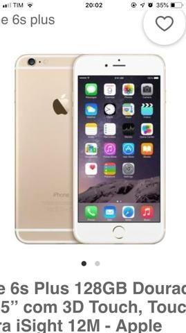 Vendo IPhone 6 128GB novo