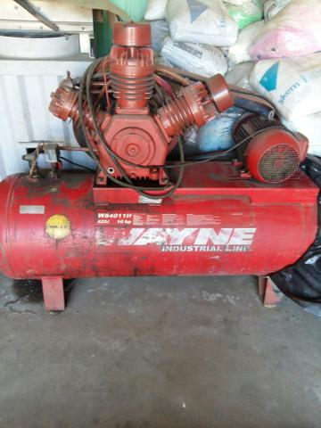 Compressor Ar Wayne - Foto 3