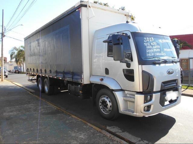 Ford Cargo 2429 6x2 R$146.300,00 - Foto 4