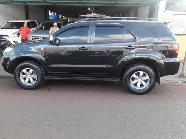 HILUX sw4 ano 2007 4x4 aut. Ribeirão preto SP - Foto 2