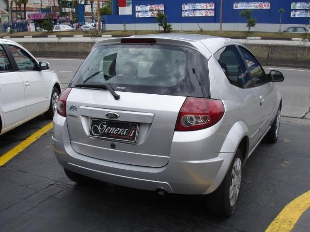 Ford-Ka 2 Portas Flex 2010 Unico Dono com 44.000 km Impecavel - Foto 4