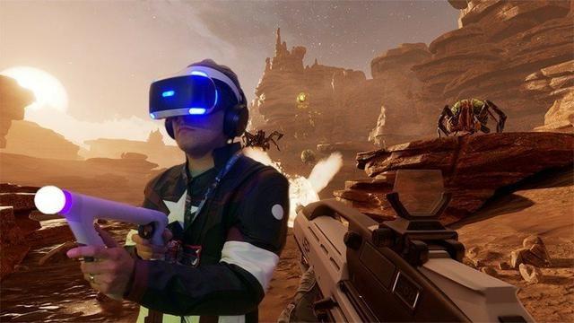 Festa Playstation PS4 VR (Realidade Virtual) - Foto 6