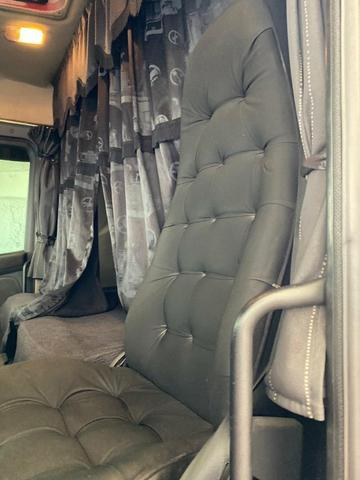 Vendo Scania G 420 A 6x4 bug leve 2011 - Foto 7