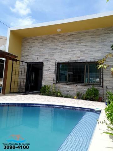 Ref. 423. Excelente Casa Janga com piscina