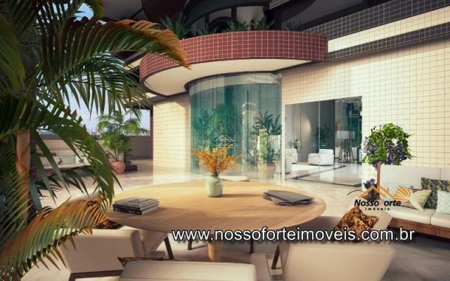 Lançamento Apartamento na Guilhermina em Praia Grande - Foto 3