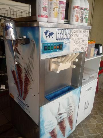 Máquina de sorvete - Foto 2