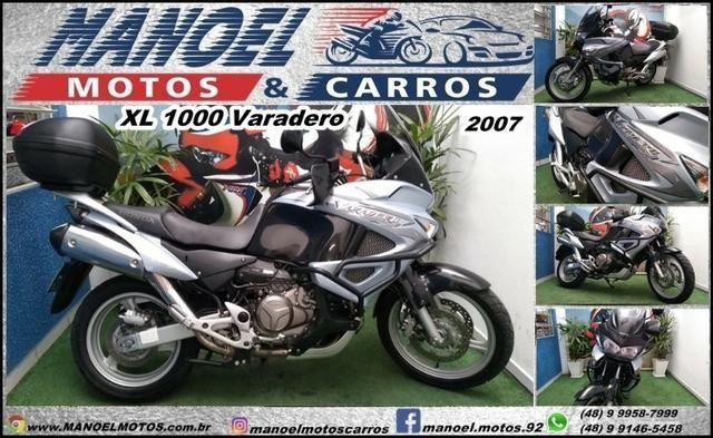 XL 1000 Varadero - 2007 - Prata