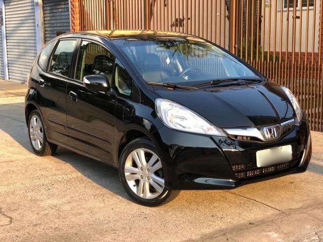 Honda Fit EX 2014 Automático Baixa Km - Foto 4