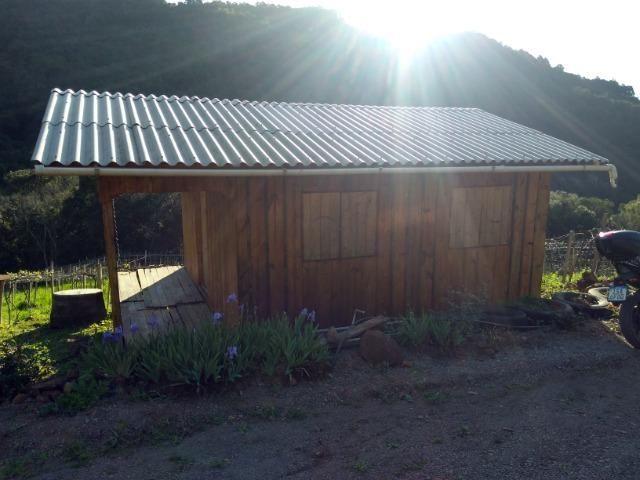 Chácara São Gotardo de Ana Rech 2500m Rio São Marcos 1/4ha - Foto 6