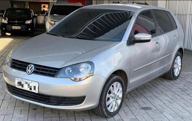 Vw polo hatch 12/2013 1.6 completo!