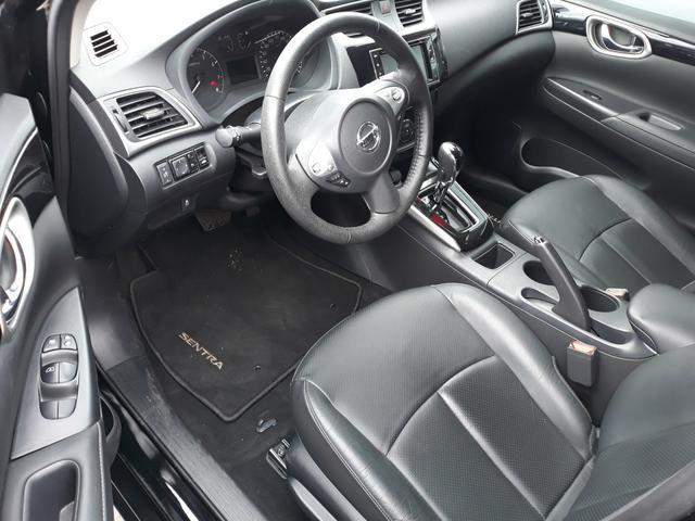 Sentra SV completo 2018 automático - Foto 5