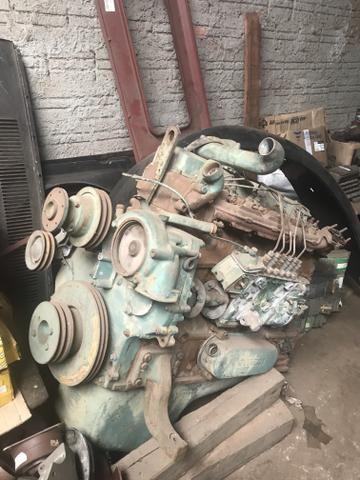 Motor Volvo sucata (com nota fiscal) - Foto 2