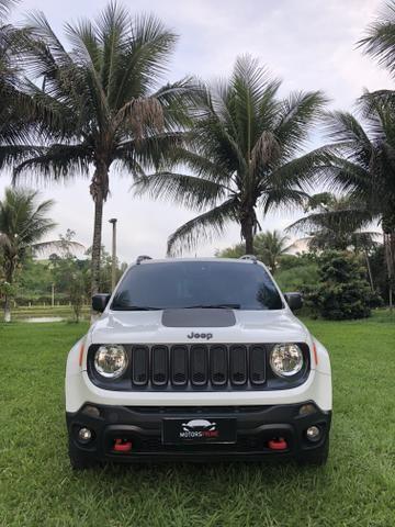 Jeep Renegade Trailhawk 2.0 2016 Diesel 4x4 - Foto 2