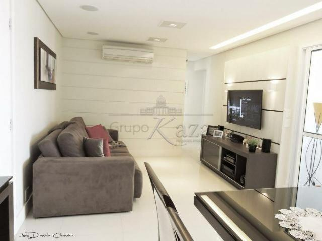 Apartamento 2 dormitórios 90 m² Jd. Aquarius - Foto 3