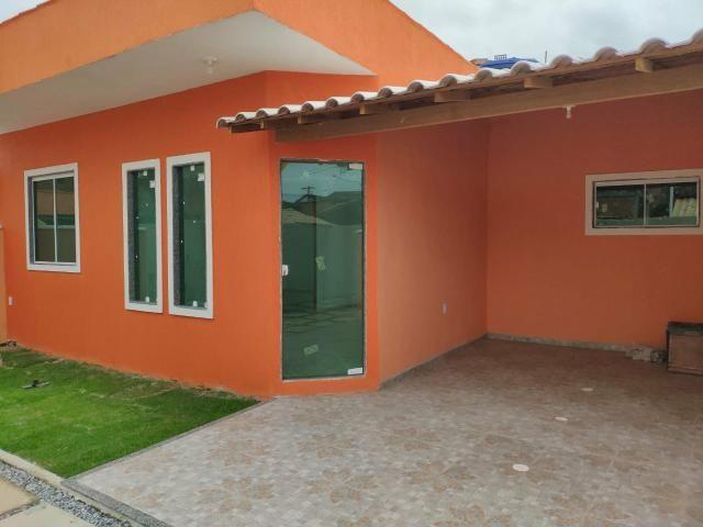 Lindas Casa Novas 2 quartos centro de Unamar Cabo Frio RJ