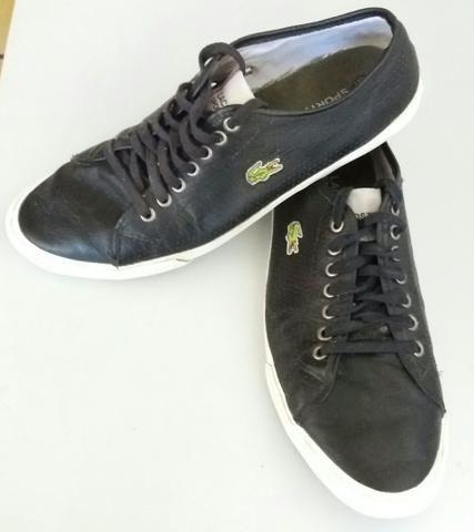 860debb1cdaeb Sapato Lacoste Tam 42 masculino - Roupas e calçados - Jardim Oceania ...
