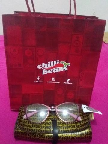 9ebecd785a562 Oculos chili beans - Bijouterias