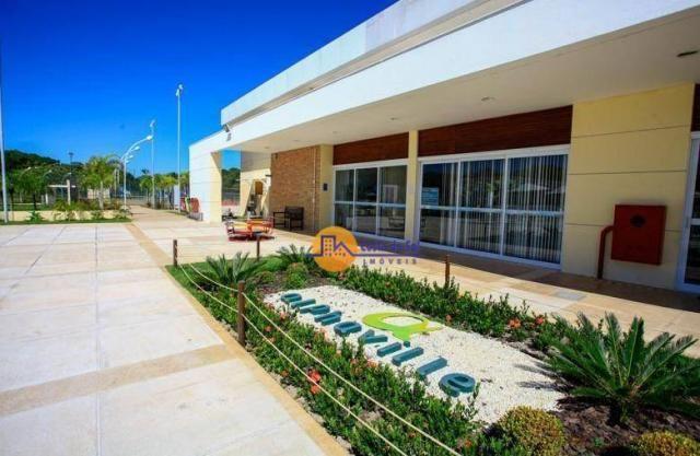 Terreno à venda, 396 m² por r$ 105.000,00 - alphaville - rio das ostras/rj - Foto 7