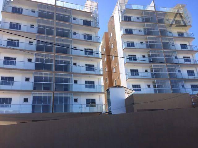 Cobertura com 2 dormitórios à venda, 122 m² por r$ 370.000 - lagoa - macaé/rj