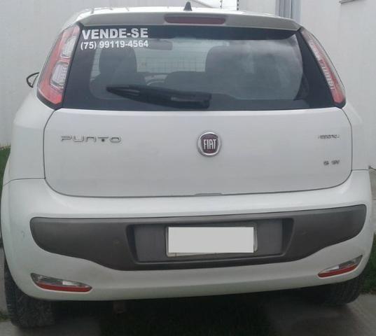 Fiat Punto Essence 1.6 Dualogic 2012/2013 - Foto 5