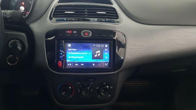 Fiat Punto Essence 1.6 Dualogic 2012/2013 - Foto 6