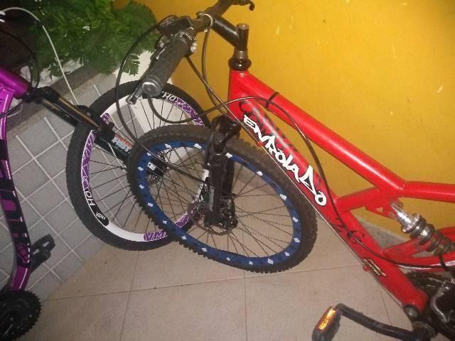 Colli bike aro 26 freio hidraulico - Foto 4