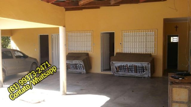 Ótima Casa Mobiliada no Lago de Serra da Mesa, Niquelândia, Goias. Aceita Carro - Foto 7