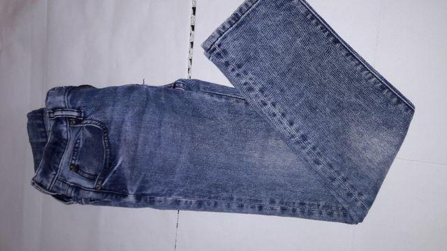 Calça Jeans Infantil Masculina tam 8 Gap Kids -Semi nova - em ótimo estado