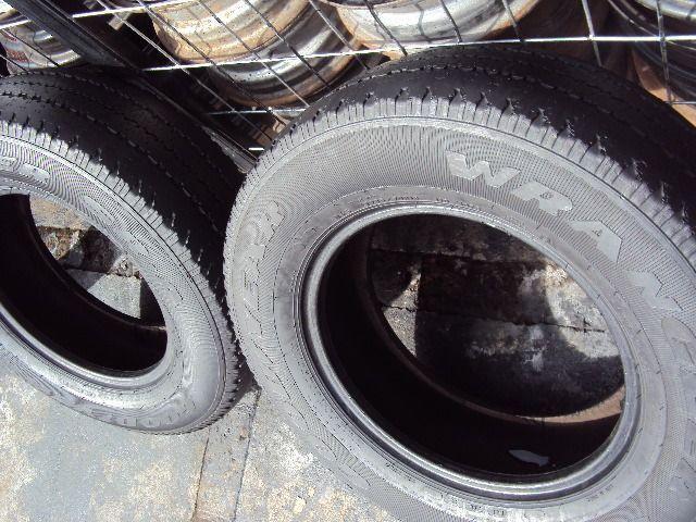 Pneus 16 de camioneta 235\70\16 -80 reais