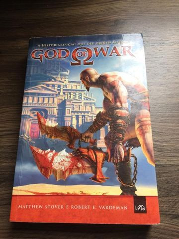 Livro do God Of War