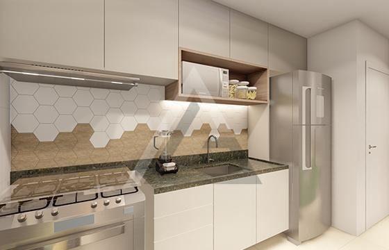 Apartamento 2 quartos com suíte acesso à praia de Pedra do Sal - Itapuã - Foto 4