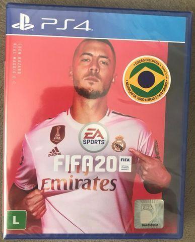 Fifa 20 - PS4 Lacrado