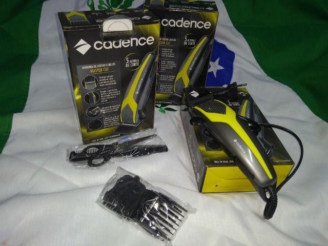 Máquina de Cortar Cabelo/Aparar barba/bigode Master Cut Cadence (nova) - Foto 5