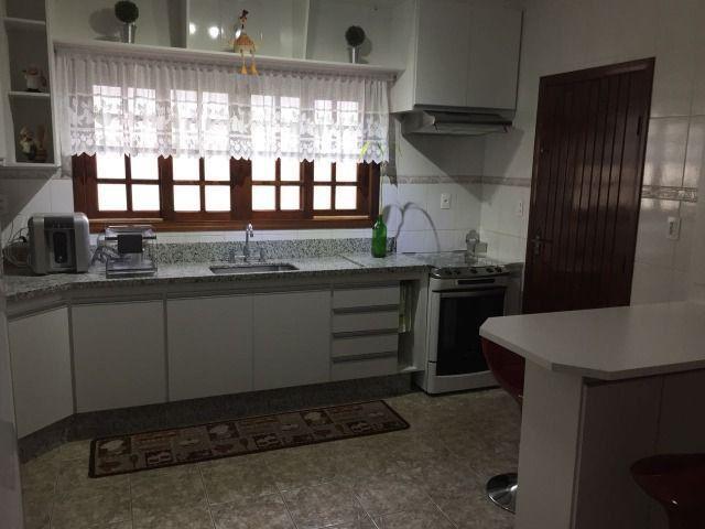 Vendo casa de alto padrão em Serra Negra, 4 qt, 4 vg, 7 hc, 300 mt. Piscina, São Paulo - Foto 6
