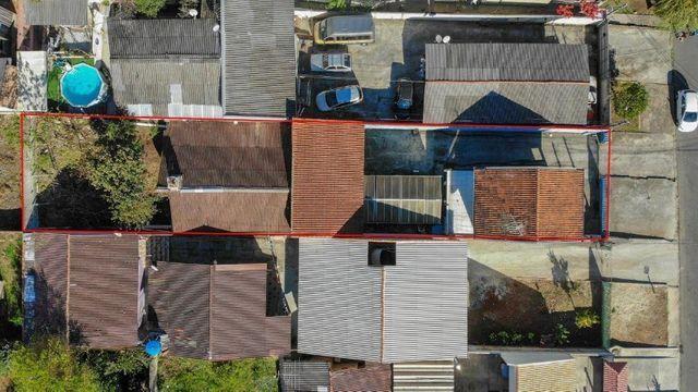 TE0078 Terreno com duas casas no Bairro Alto - Curitiba PR