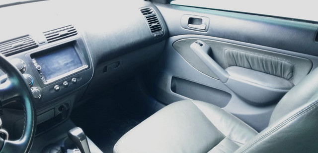 Honda Civic 04/05 lxl 1.7L Automático Geração 7 Completo com GNV - Foto 5