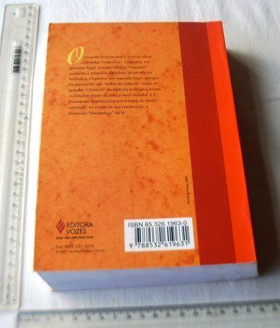 Livro Religioso - Teoria do Método Teológico - Clodovis Boff - 1999 - Foto 4