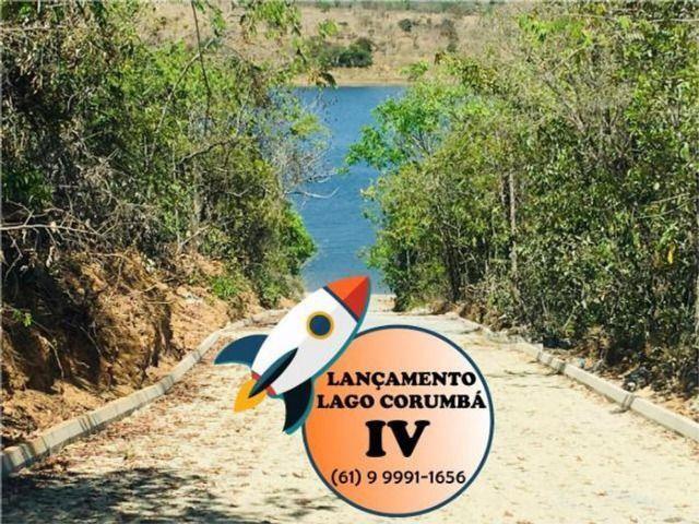 Parcelas de 399 lotes planos / lago / Corumba iv - Foto 7