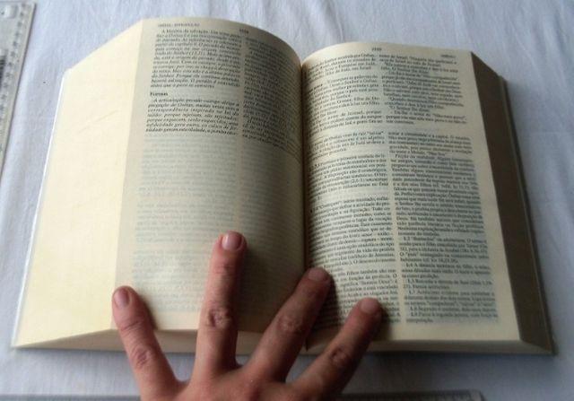 Livro Religioso - Bíblia do Peregrino - Luís Alonson Schökel - 2002 - Foto 5