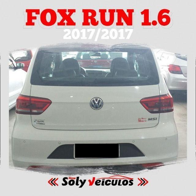 Fox Run 1.6 Flex 8V _ 2017 - Foto 5