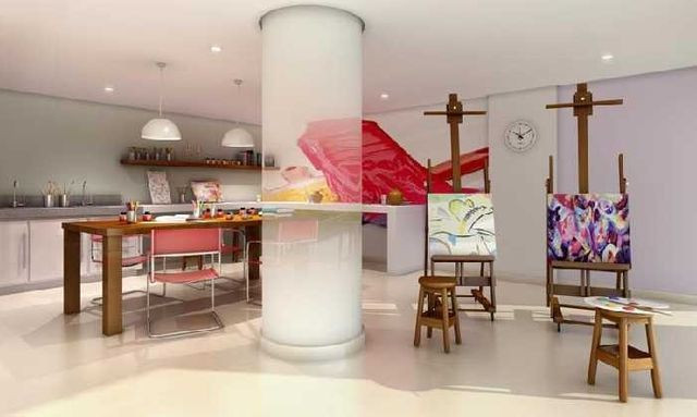 Alugo apartamento 89 metros, varanda gourmet, lazer completo no Riviera - Foto 4