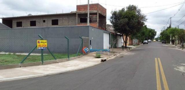 Terreno para alugar, 325 m² por R$ 700,00/mês - Jardim Novo Cambui - Hortolândia/SP - Foto 2