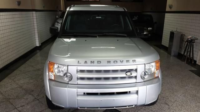 Land Rover Discovery 3 Diesel 2009 Blindada