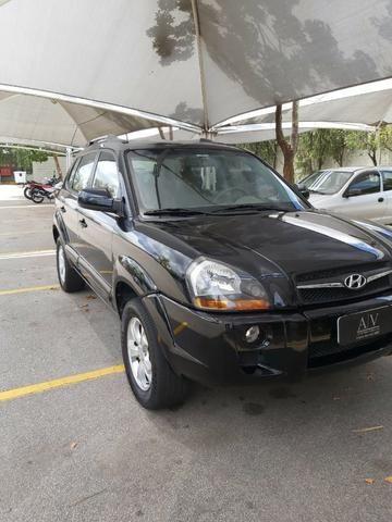 Hyundai Tucson GLS 2.0 16V Flex AUT 2014