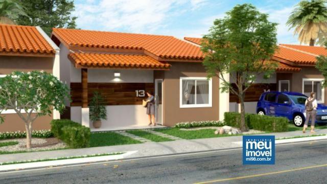 34 Maria Isabel 2 - Casas com 2 quartos 64m2 na região do Araçagi! - Foto 3