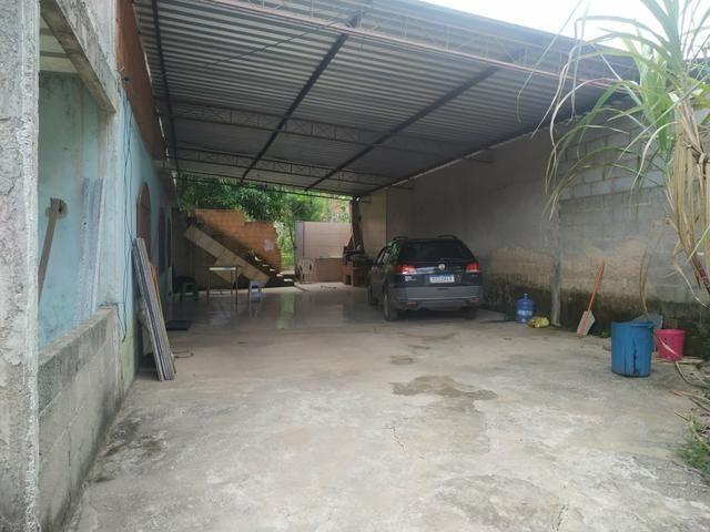 Terreno 500m² com casa / novo brasil - Foto 5