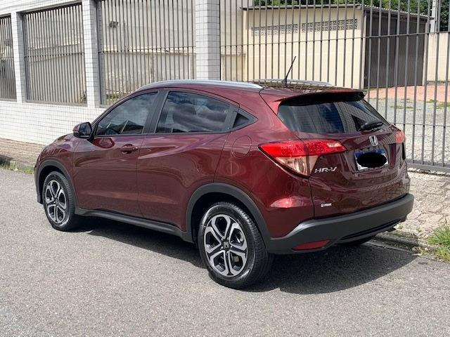 Honda HR-V EX 2018/18 - 19.000km - banco de couro - Foto 3